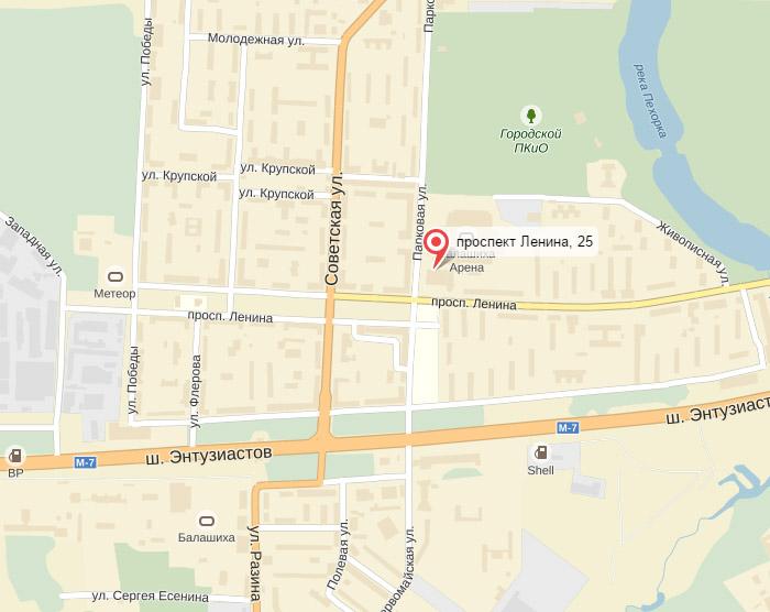 1-я квартира г балашихе, ул пр ленина, аренда квартир в балашихе, id объекта - 304517876 - фото 1
